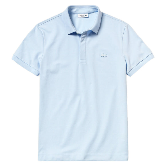 Lacoste Paris Regular Fit Stretch Polo PH5522 - Sky