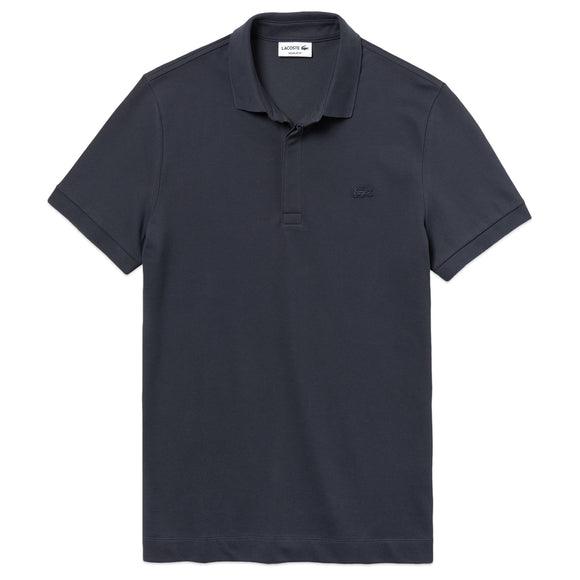 Lacoste Paris Regular Fit Stretch Polo PH5522 - Dark Grey