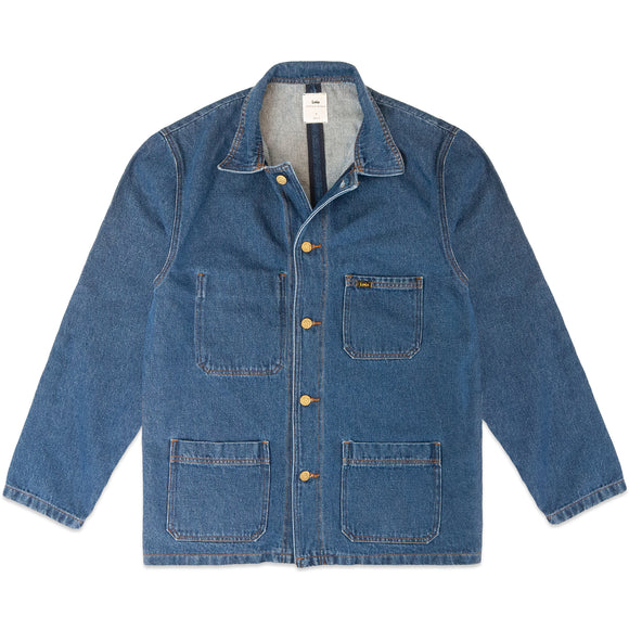 Lois New French Worker Jacket - Limonade One Denim