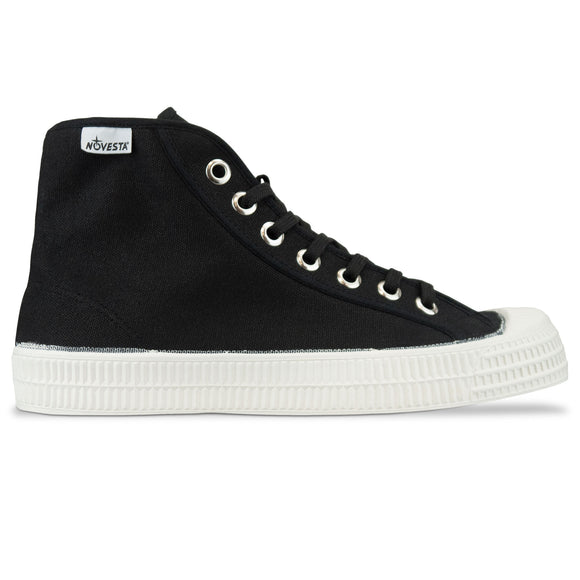 Novesta Star Dribble Trainers - Black/White