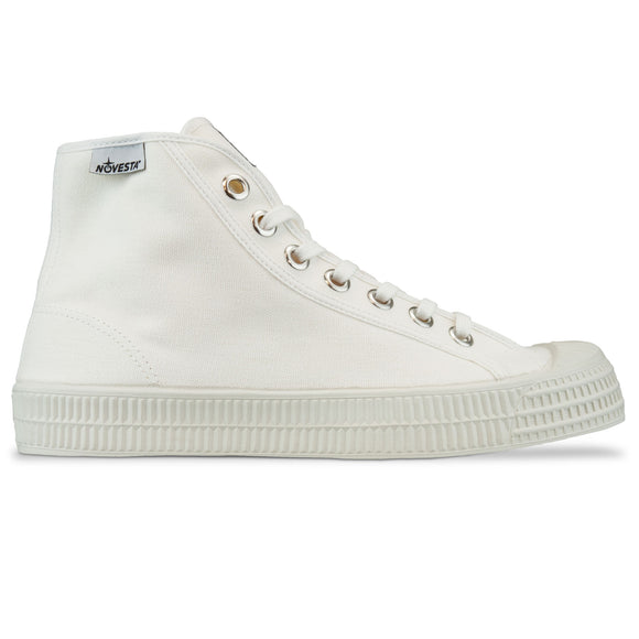 Novesta Star Dribble Trainers - White