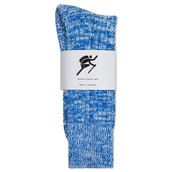 Pennine Hiking Gear Standard Socks - Royal Blue