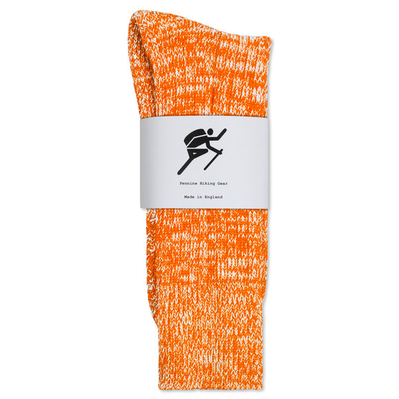 Pennine Hiking Gear Standard Socks - Orange