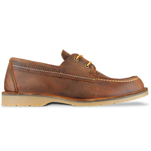 Red Wing 3331 Wacouta Camp Moc Shoe - Copper Rough & Tough
