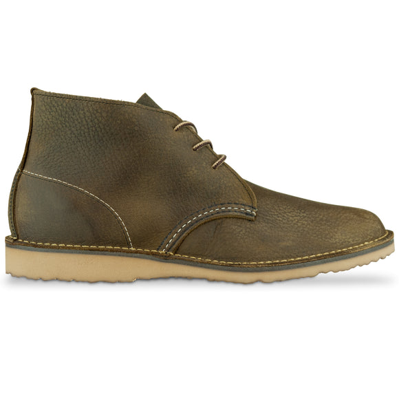 Red Wing 3327 Weekend Chukka Boot - Olive Brown