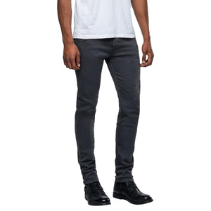 Replay Hyperflex Anbass Colour Edition Slim Fit Jeans - Charcoal