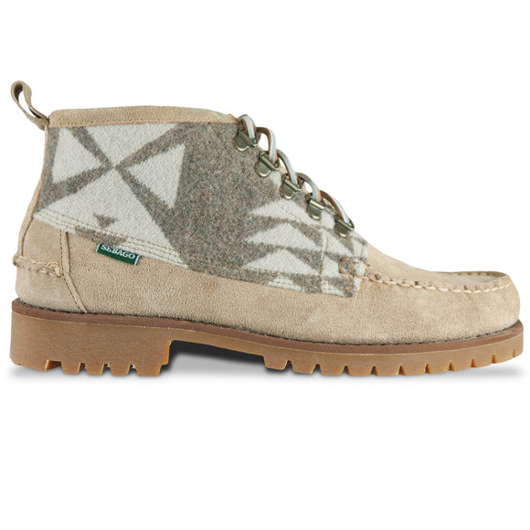Sebago X Pendleton Deer Campsides Boot -  Basket Maker