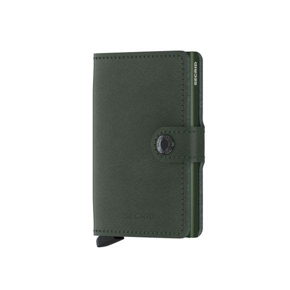Secrid Mini Wallet Original Green