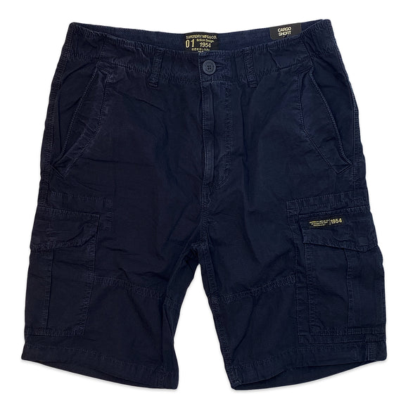 Superdry Core Parachute Cargo Short - Midnight Navy