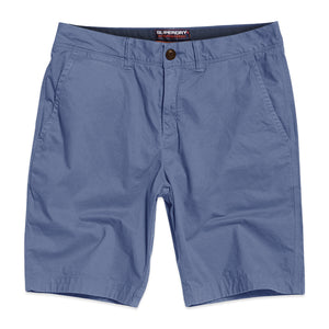 Superdry International Chino Shorts - Neptune Blue