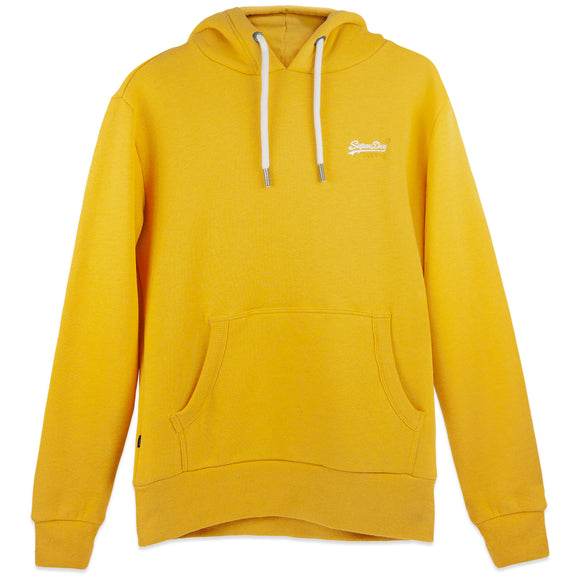 Superdry Orange Label Classic Hood - Upstate Gold Marl