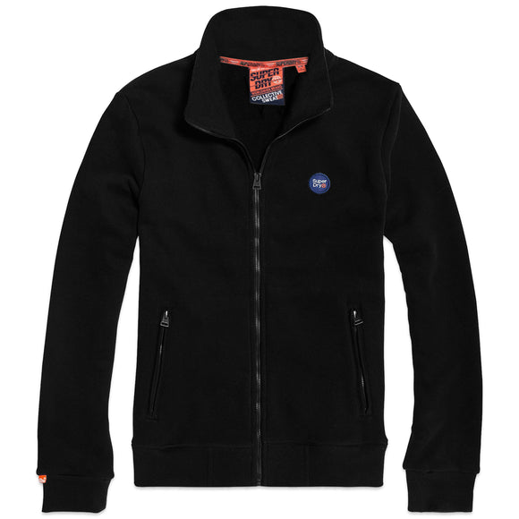 Superdry Collective Track Top - Black