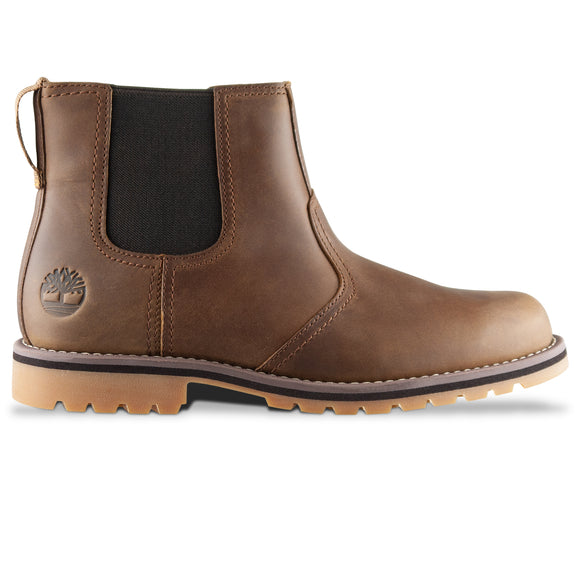 Timberland Larchmont II Chelsea Boot - Rust Full Grain