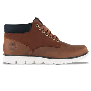 Timberland Bradstreet Chukka Boot - Brown Leather - Arena Menswear