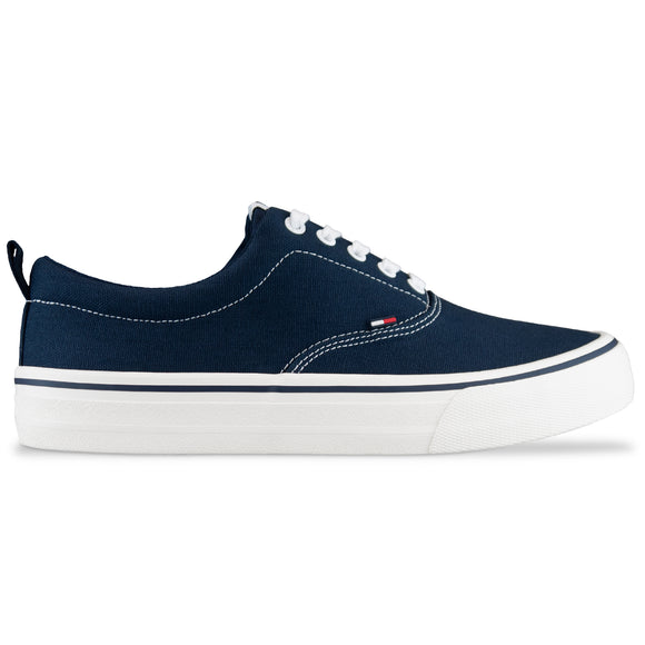 Tommy Jeans Classic Trainers - Navy