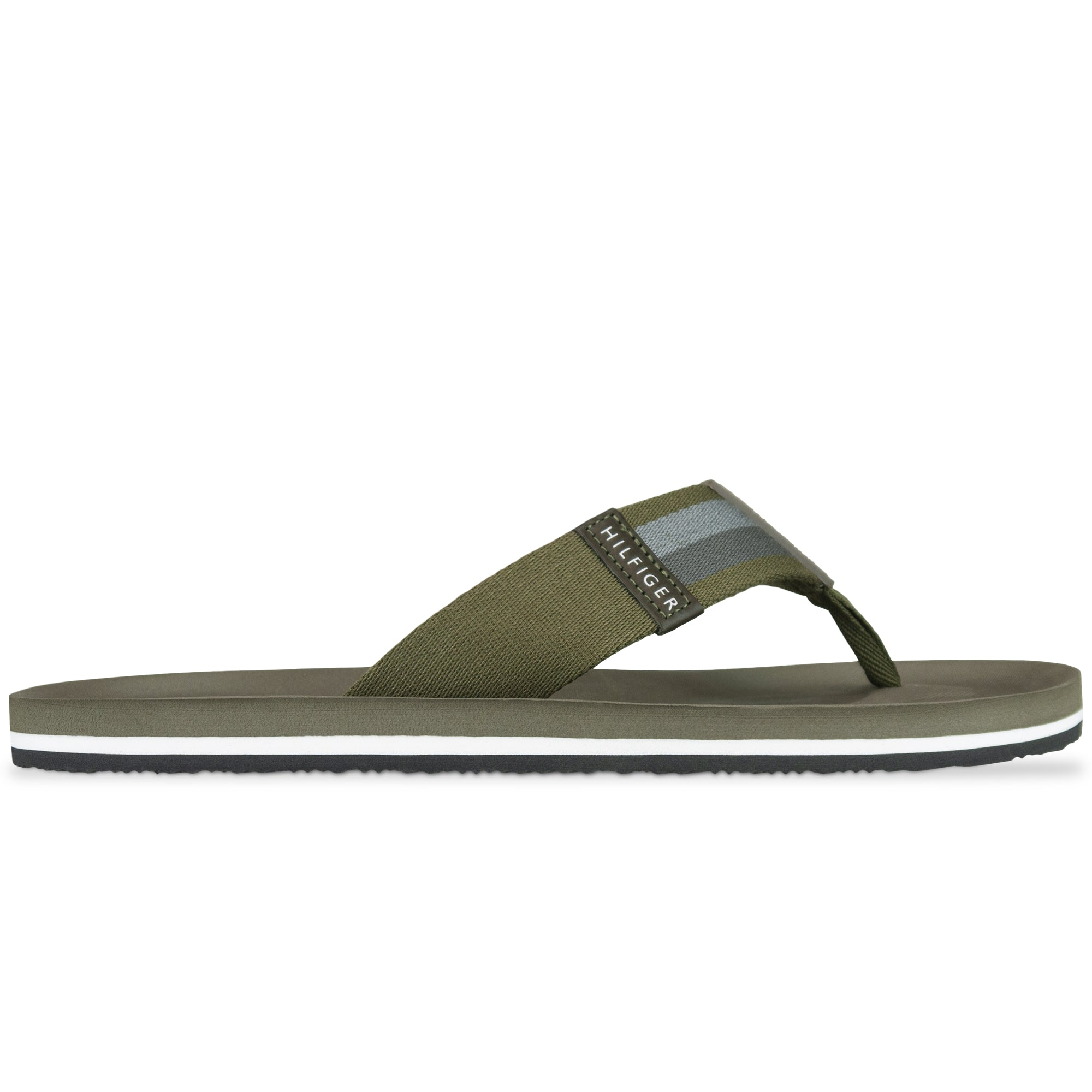 Tommy Hilfiger Sporty Corporate Beach Sandal Bout Ouvert Homme