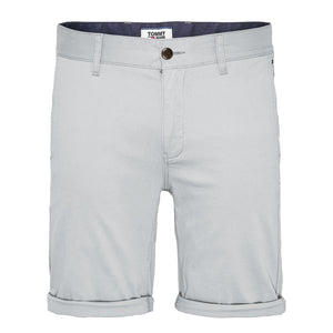 Tommy Jeans Essential Chino Short - Grey