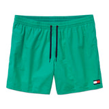 Tommy Hilfiger Drawstring Swim Shorts - Dynasty Green