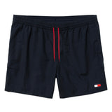 Tommy Hilfiger Drawstring Swim Shorts - Navy Blazer