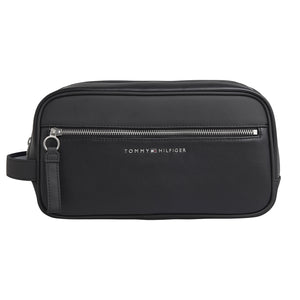 Tommy Hilfiger Metro Washbag - Black