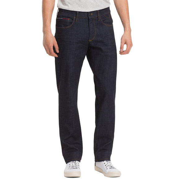 Tommy Jeans Ryan Straight Jeans - Rinse Comfort