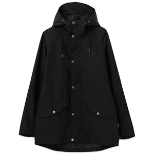 Tretorn Wings Woven Jacket - Jet Black