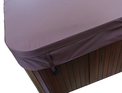 Prolast Spa Cover Mahogany