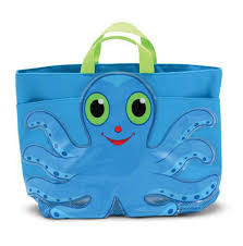 Melissa & Doug Beach Bag Octopus