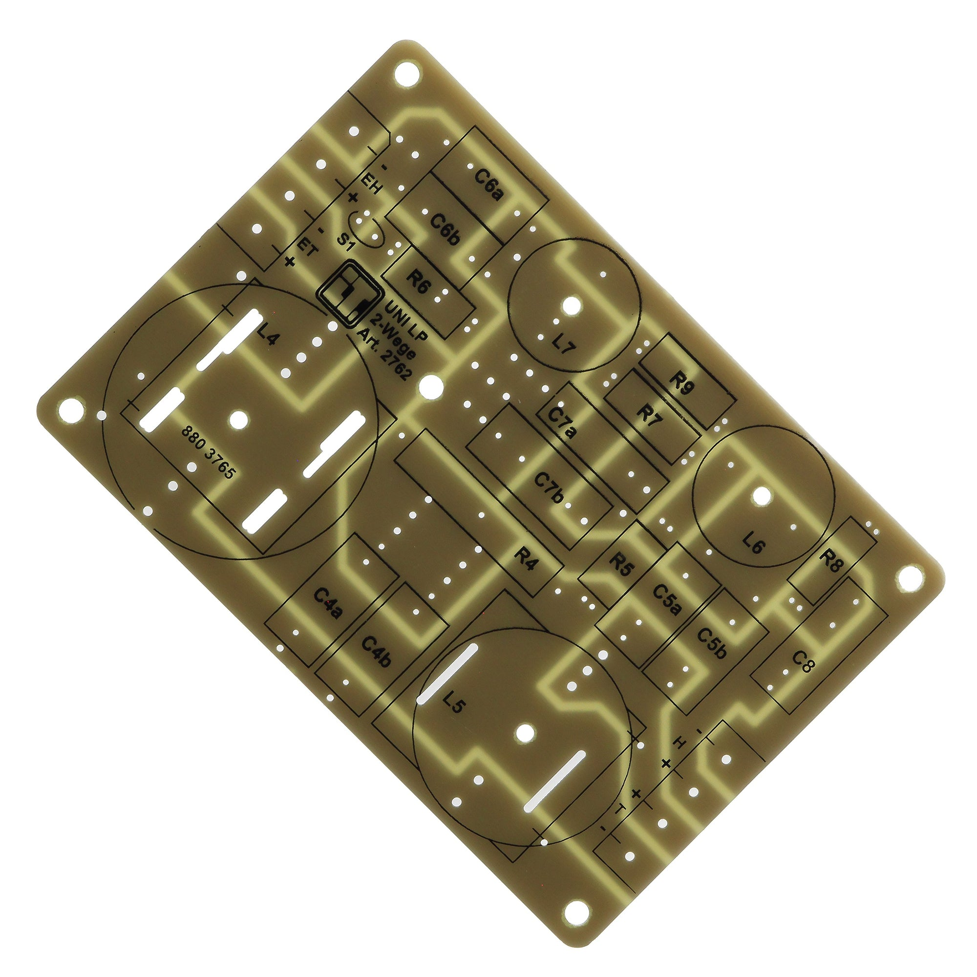 Crossover Circuit Boards