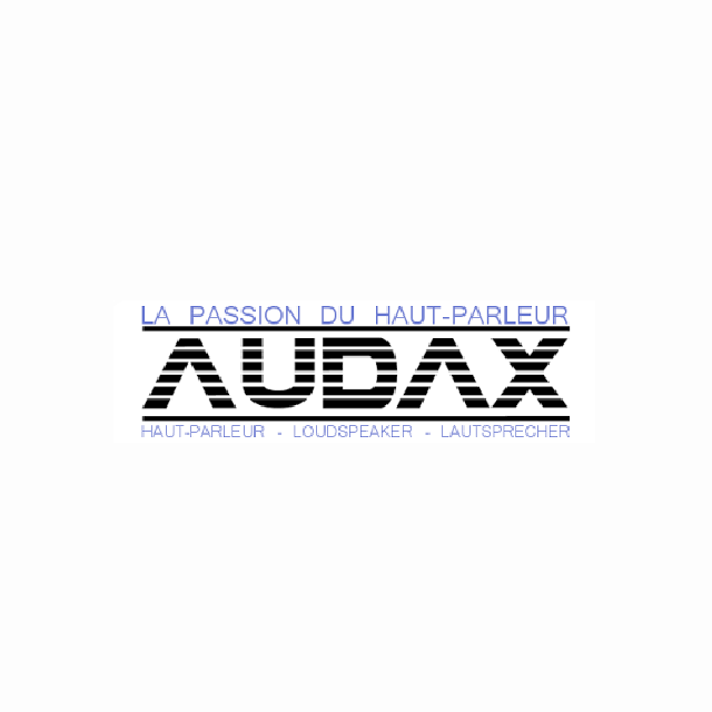 Audax Drive Units - All