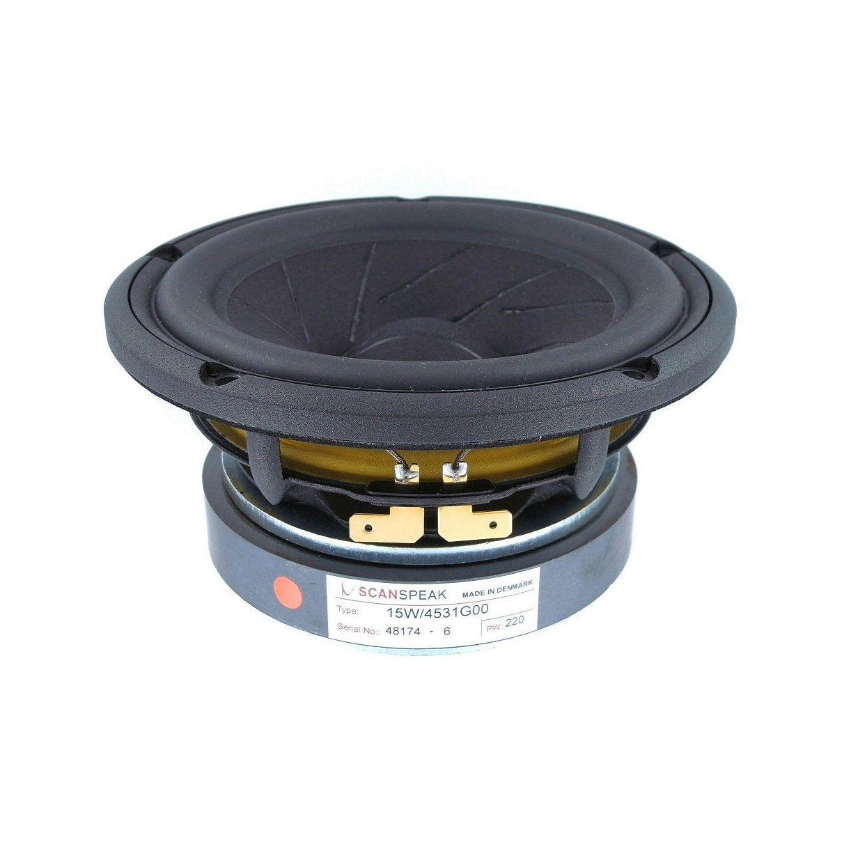 Scanspeak Revelator 15W/4531G00 Midwoofer - Willys-Hifi Ltd