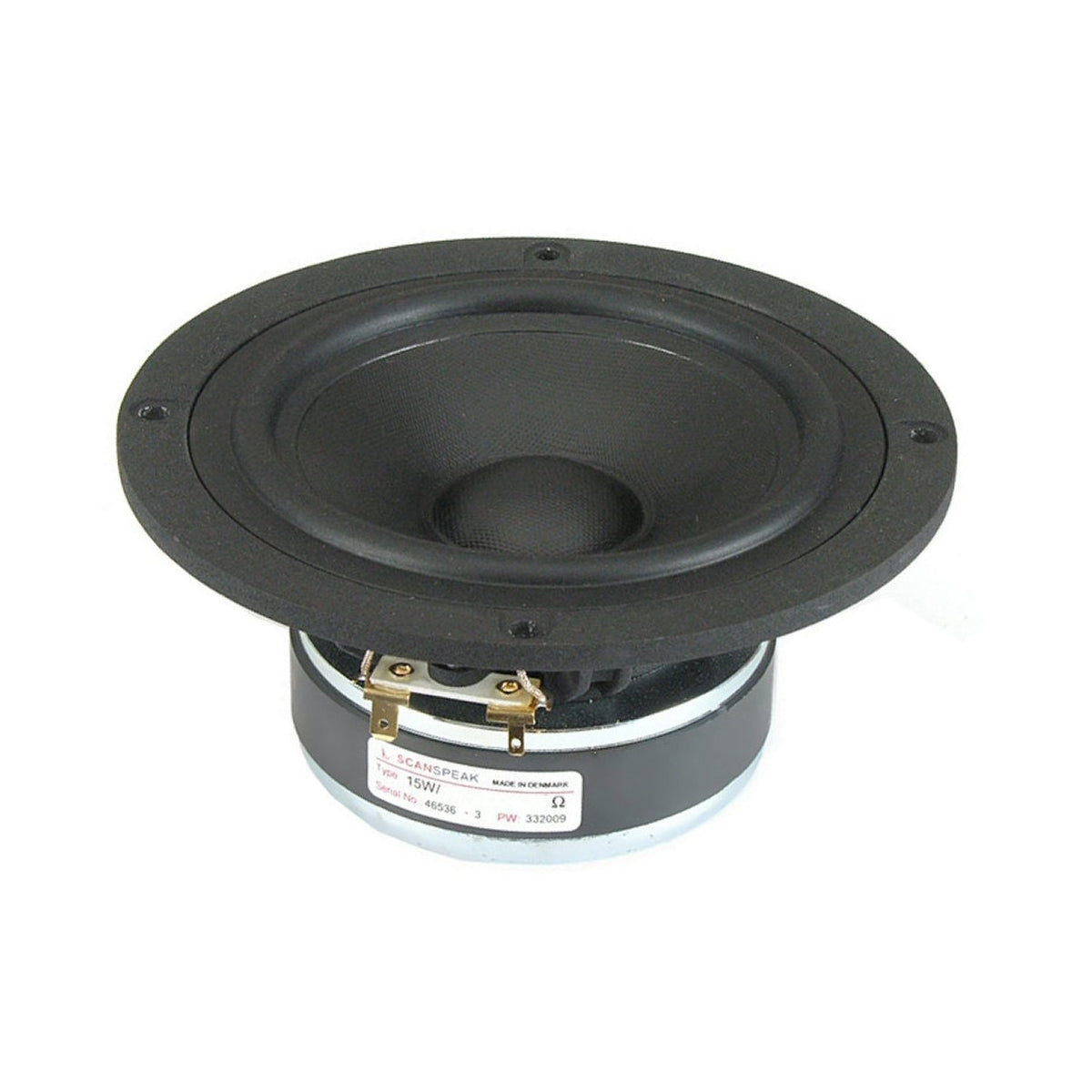 Scanspeak Discovery 15W/8434G00 Midwoofer - Willys-Hifi Ltd