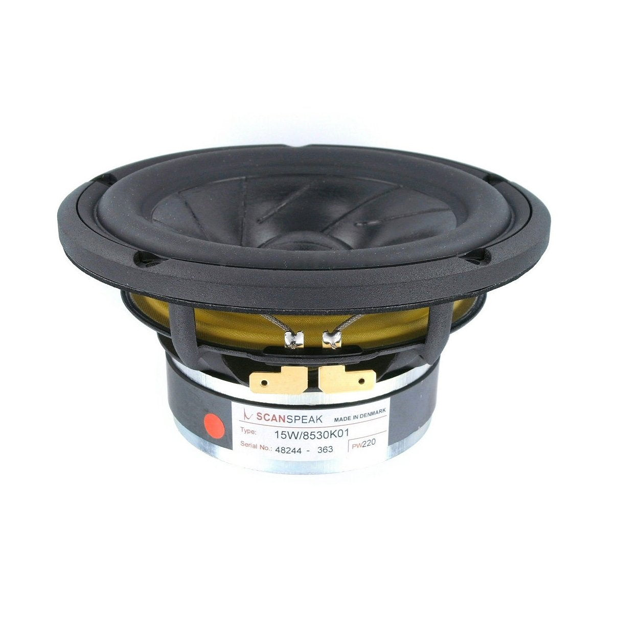 Scanspeak Revelator 15W/8530K01 Midwoofer - Willys-Hifi Ltd