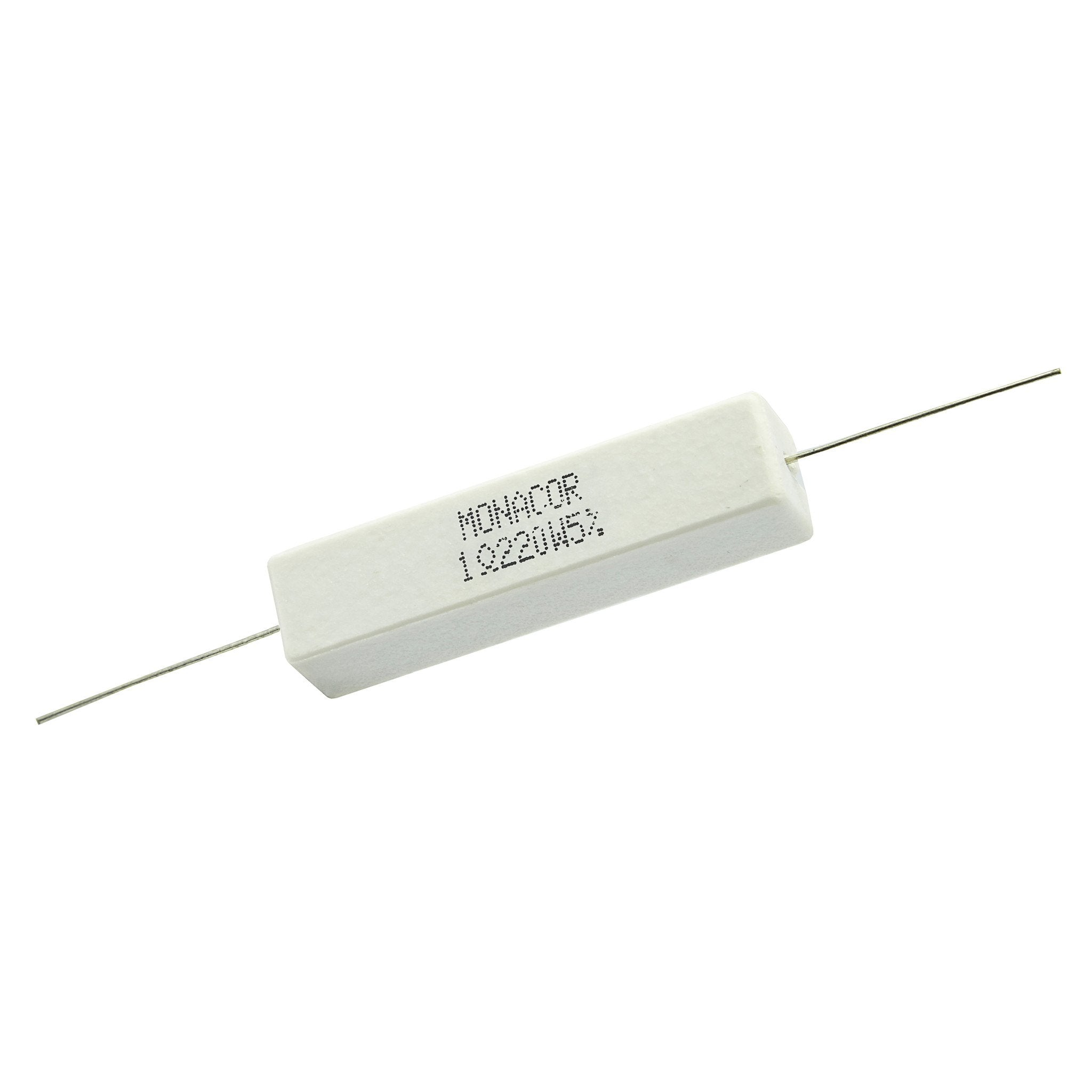 1.2 Ohm 20 Watt 5% Ceramic Wirewound Resistor - Willys-Hifi Ltd