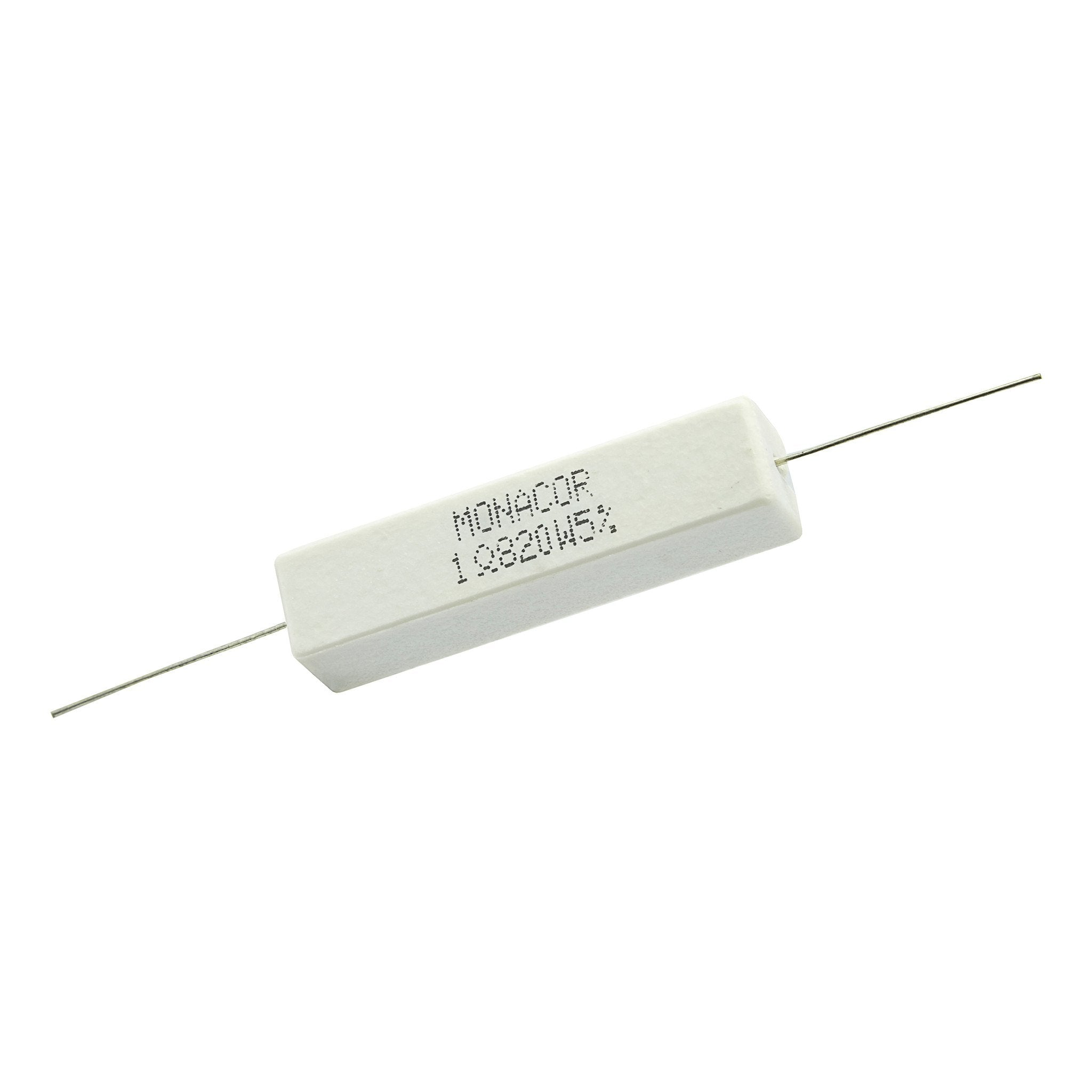 1.8 Ohm 20 Watt 5% Ceramic Wirewound Resistor - Willys-Hifi Ltd