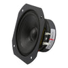 Monacor MSH-115, 4 inch Midrange Speaker - Willys-Hifi Ltd