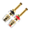 Intertechnik BPFI-G Gold Plated Binding Posts