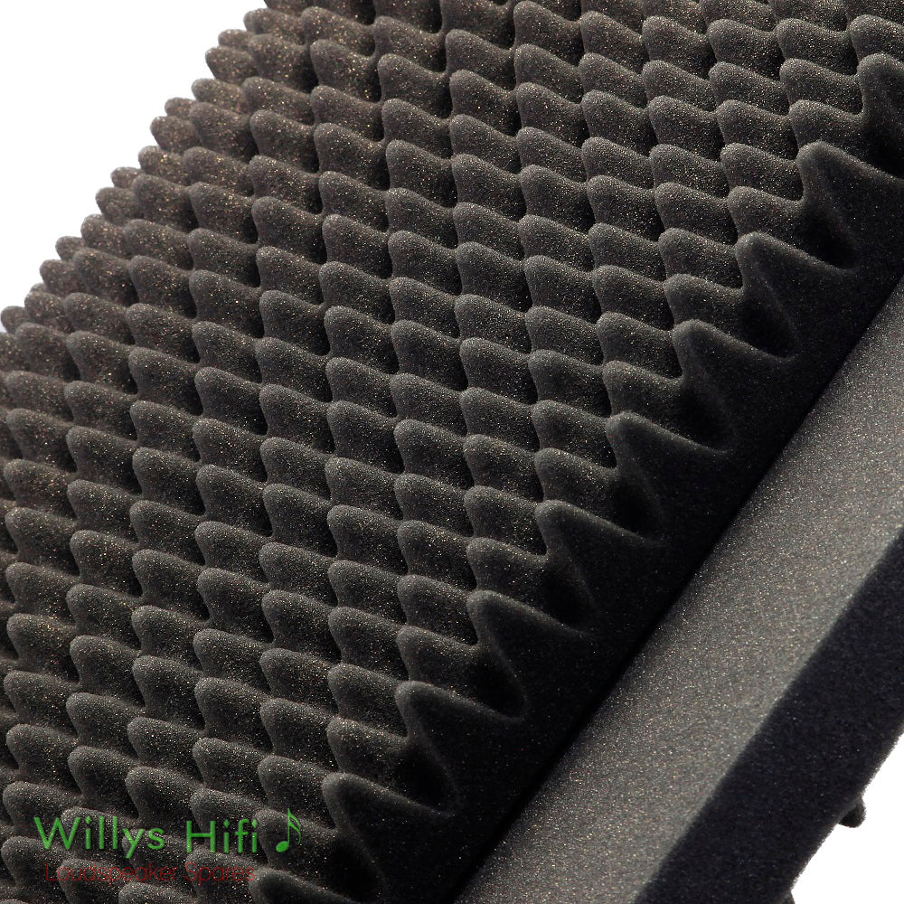 Egg Box Acoustic Foam - 40mm Profile