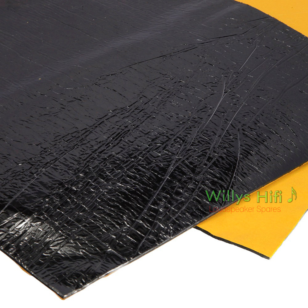 Bituminous Felt Sheets 2.8mm - Self Adhesive
