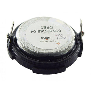 Peerless OC25SC65-04 Tweeter - Willys-Hifi Ltd
