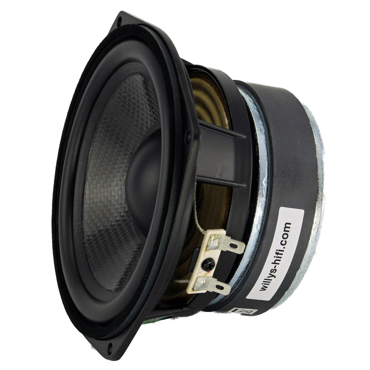 Monacor SPH-135C Bass / Midrange - Willys-Hifi Ltd
