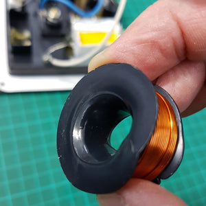 Mission 753 melted inductor