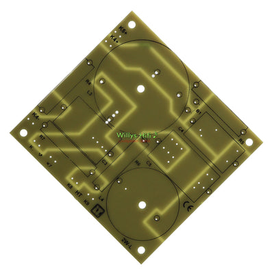Intertechnik 2 Way Crossover PCB 1500646