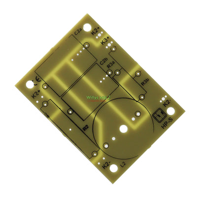 Intertechnik High Pass Crossover PCB 1500632