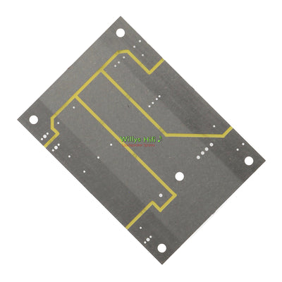 Intertechnik High Pass Crossover PCB 1500642 - rear view