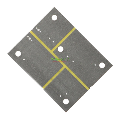 Intertechnik RLC Notch Filter Crossover PCB 1500648 rear view