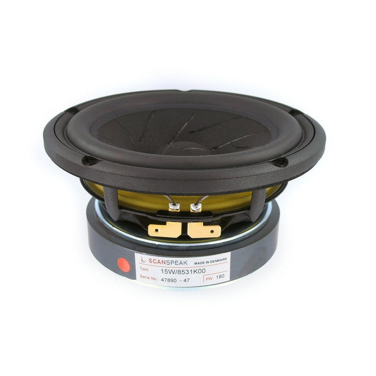 Scanspeak Revelator 15W/8531K00 Midwoofer - Willys-Hifi Ltd