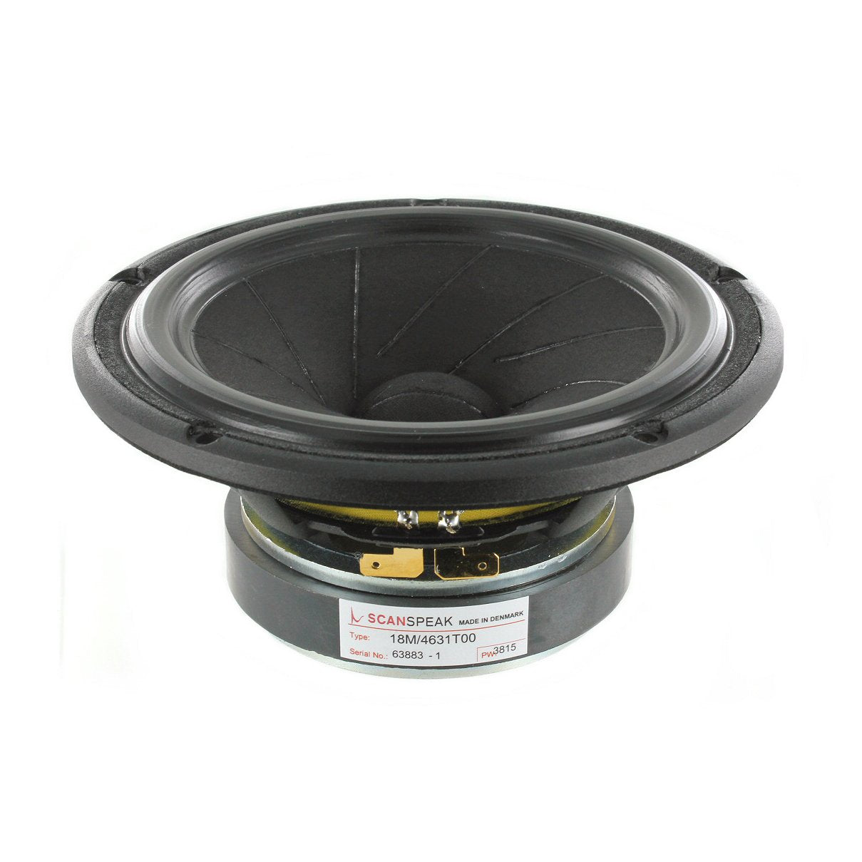 Scanspeak Revelator 18M/4631T00 Midrange - Willys-Hifi Ltd