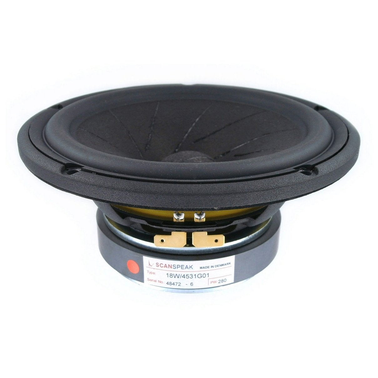 Scanspeak Revelator 18W/4531G01 Midwoofer - Willys-Hifi Ltd
