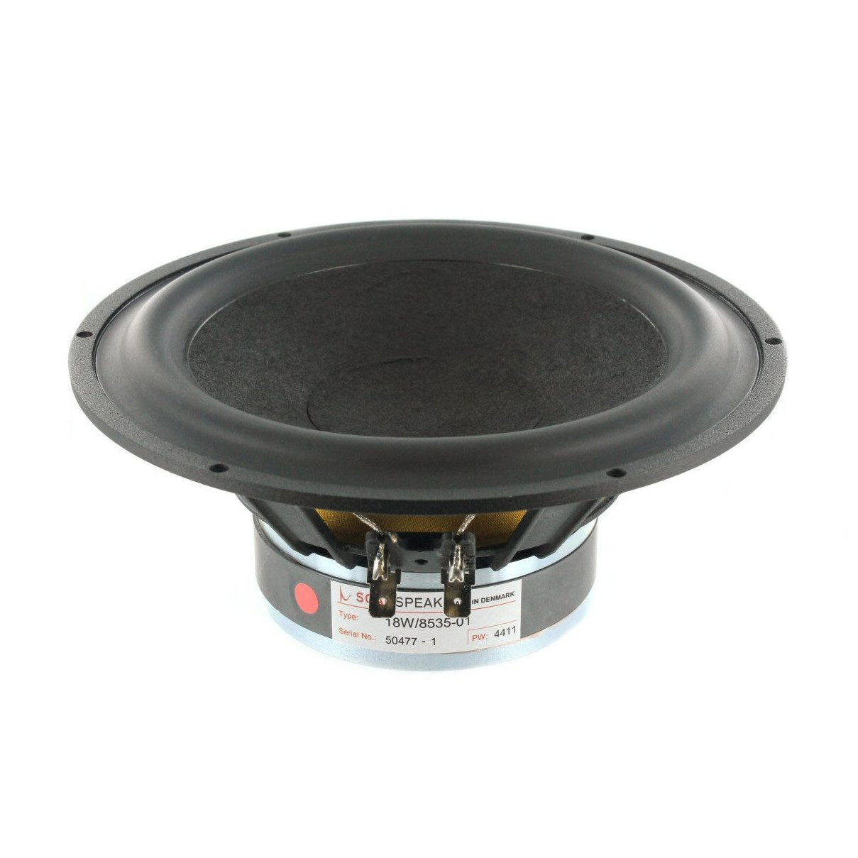 Scanspeak Classic 18W/8535-01 Midwoofer - Willys-Hifi Ltd